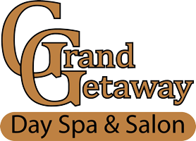 Grand Getaway Day Spa & Salon Logo